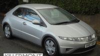 2007 Honda Civic 1.4 i DSI SE Plus 5dr