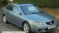 2004 Honda Accord 2.2 i CTDi Executive 4dr