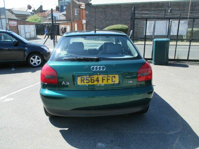 1997 Audi A3 SE image 3