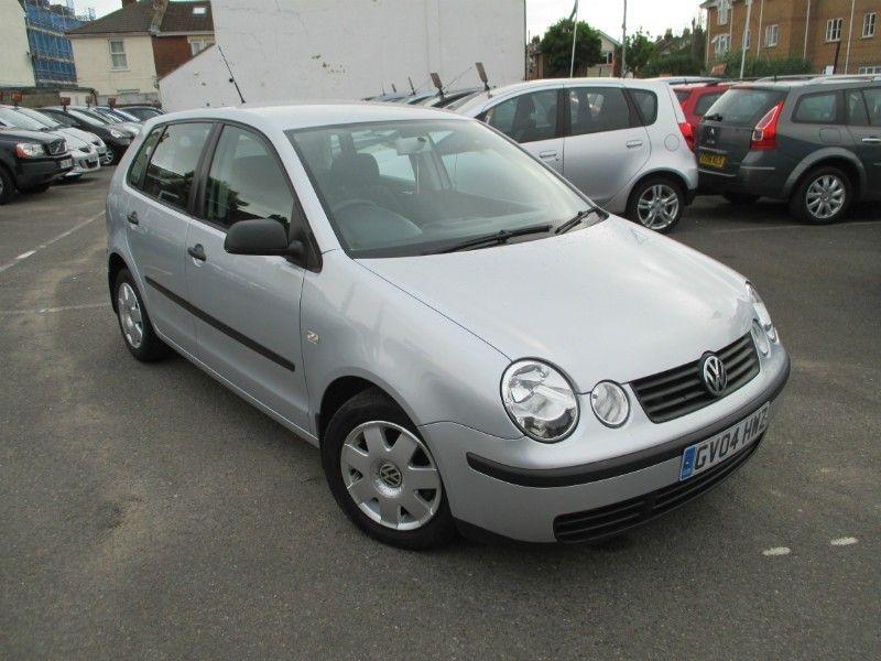 2004 Volkswagen Polo 1.2 5d image 1
