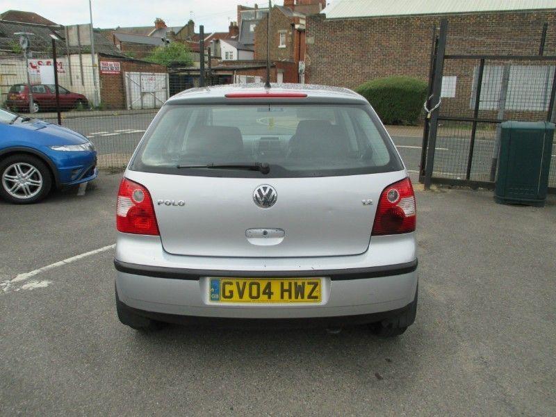 2004 Volkswagen Polo 1.2 5d image 3