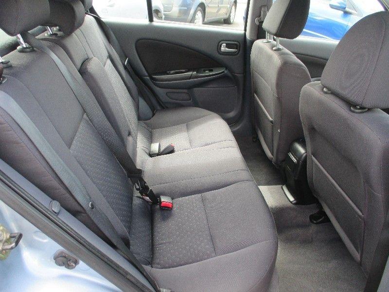 2005 Nissan Almera 1.5 SVE Hatchback 5d image 5
