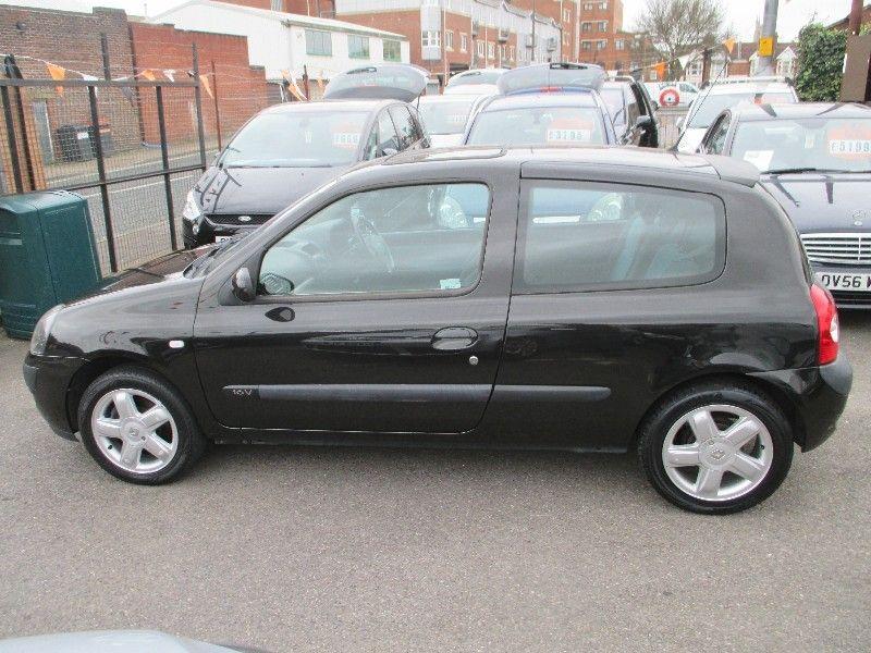 2003 Renault Clio 1.2 3d image 2