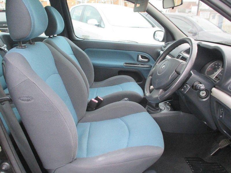 2003 Renault Clio 1.2 3d image 4