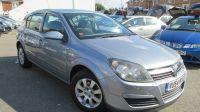 2004 Vauxhall Astra 1.6i 16v Club 5d