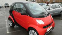 2005 Smart Pure 0.7 Fortwo Pure 3d