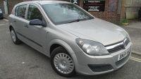 2004 Vauxhall Astra 1.4i 16v Life 5d