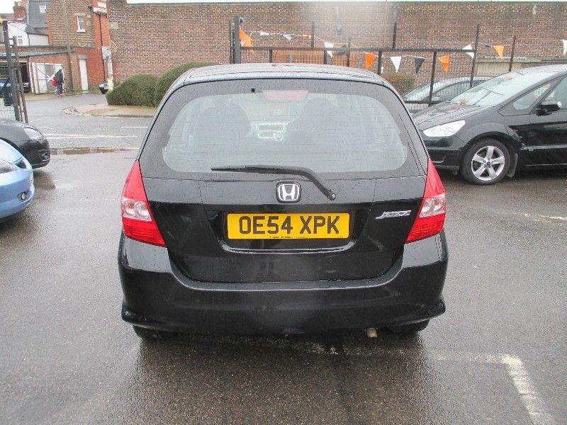 2005 Honda Jazz 1.4i-DSI SE 5d image 3