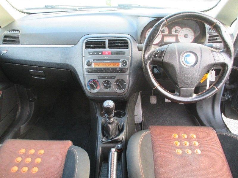 2006 Fiat Punto 1.4 16v Sporting 3d image 4