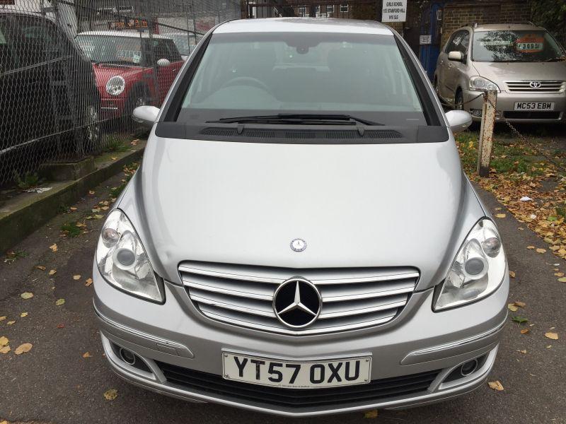 2007 Mercedes-Benz 1.5 B150 SE 5dr image 1