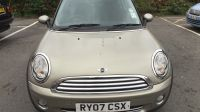 2007 MINI Hatch One 1.4 One 3dr