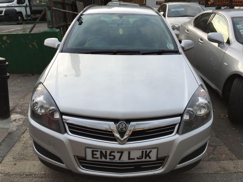 2007 Vauxhall Astravan 1.7CDTi Sportive Panel Van image 1