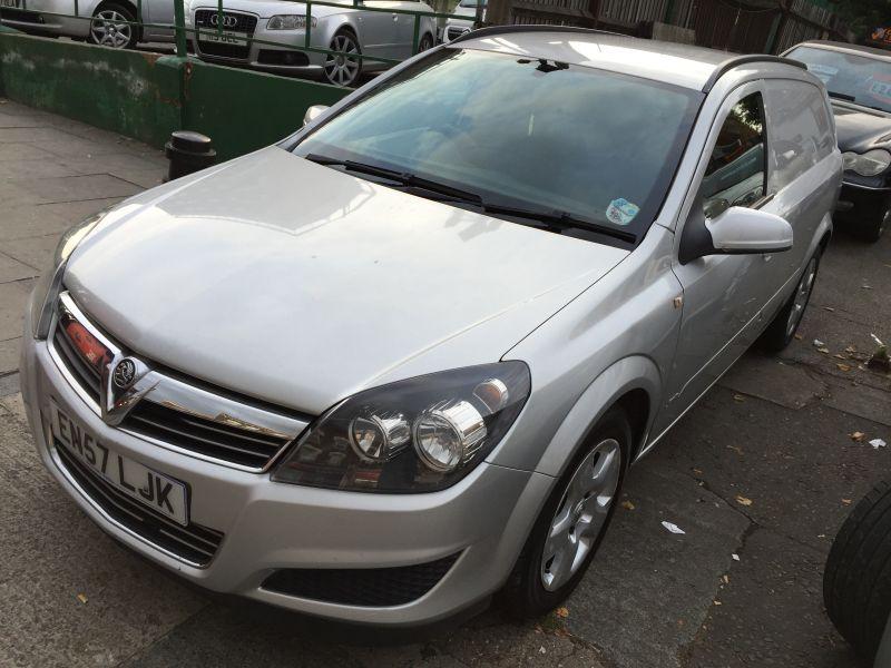 2007 Vauxhall Astravan 1.7CDTi Sportive Panel Van image 2
