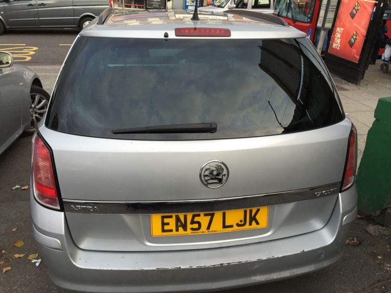 2007 Vauxhall Astravan 1.7CDTi Sportive Panel Van image 3