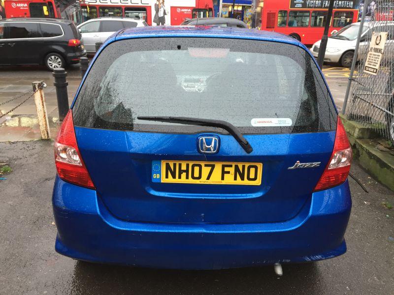 2007 Honda Jazz 1.4 i DSI SE 5dr image 3