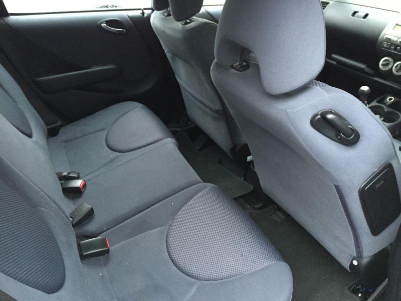 2007 Honda Jazz 1.4 i DSI SE 5dr image 5