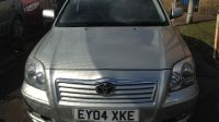 2004 Toyota Avensis 1.8 T3-X 5dr
