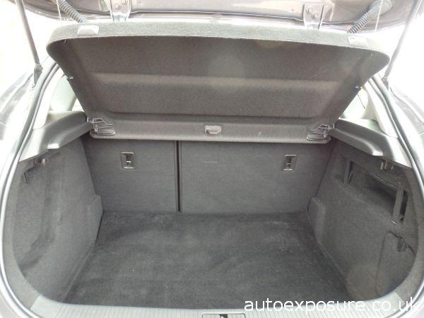 2012 Vauxhall Astra 1.4i 16V Active image 5
