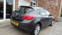 2012 Vauxhall Astra 1.4i 16V Active image 3