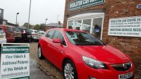 2012 Vauxhall Astra 1.7 CDTi ecoFLEX