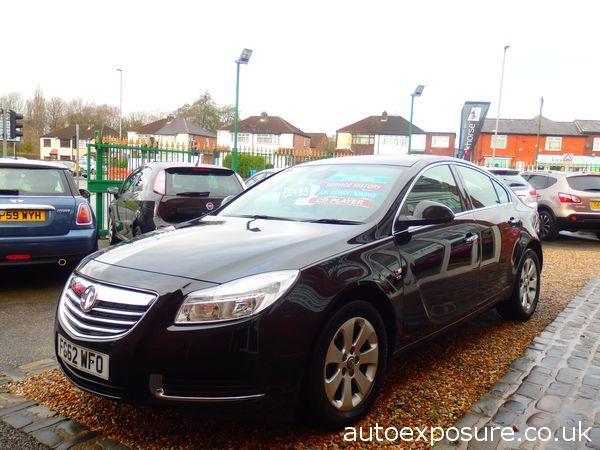 2012 Vauxhall Insignia 2.0 CDTi ecoFLEX SE image 2