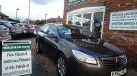 2012 Vauxhall Insignia 2.0 CDTi ecoFLEX