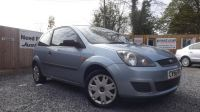 2006 FORD FIESTA 1.2 STYLE 16V 3d image 1