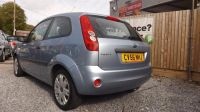 2006 FORD FIESTA 1.2 STYLE 16V 3d image 3