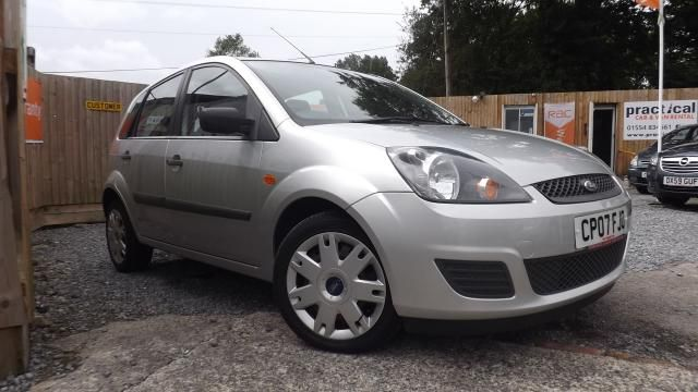 2007 FORD FIESTA 1.2 STYLE 16V 5d image 1