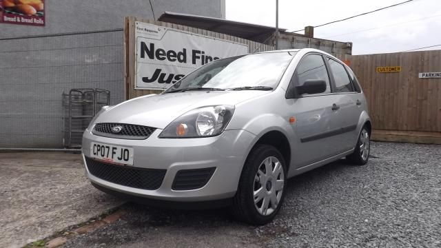 2007 FORD FIESTA 1.2 STYLE 16V 5d image 2