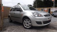 2007 FORD FIESTA 1.2 STYLE 16V 5d