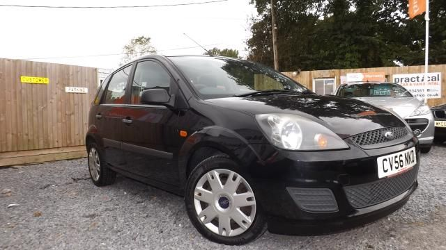 2006 FORD FIESTA 1.2 STYLE CLIMATE 16V 5d image 1