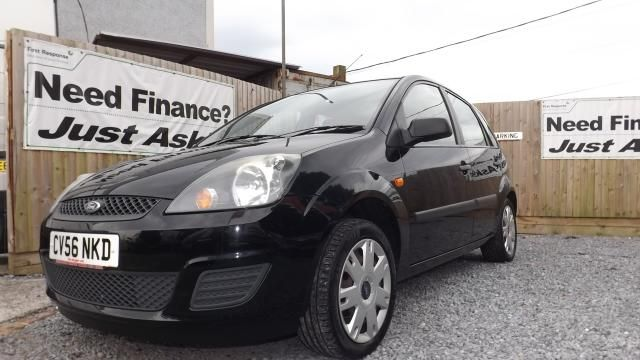 2006 FORD FIESTA 1.2 STYLE CLIMATE 16V 5d image 2