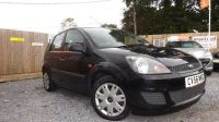 2006 FORD FIESTA 1.2 STYLE CLIMATE 16V 5d