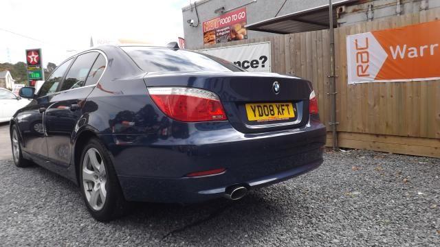 2008 BMW 5 SERIES 2.0 520D SE 4d image 3