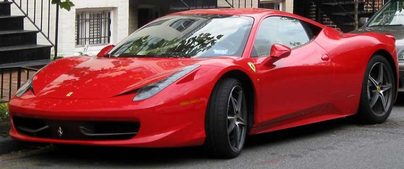 7 Interesting Ferrari Facts
