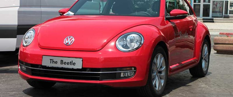 Volkswagen May Revive Beetle as an Electric Car with Four Doors