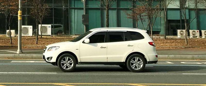Hyundai Confirms the new Hybrid Versions of Santa Fe