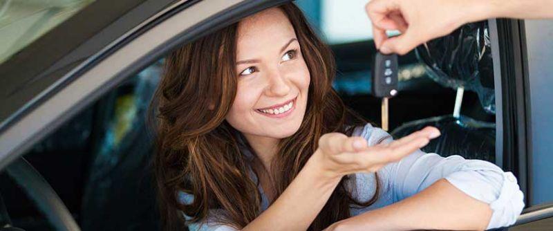 How to Arrange a Test Drive