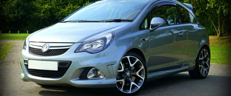 The New Vauxhall Corsa VXR 202bhp