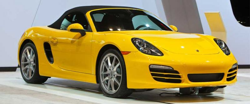 Your Guide for Porsche Boxster Sizes