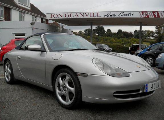 dealer Jon Glanvill Auto Centre