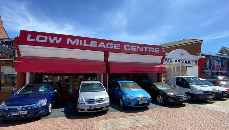 Low Mileage Centre