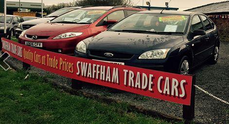 dealer Swaffham Trade Cars