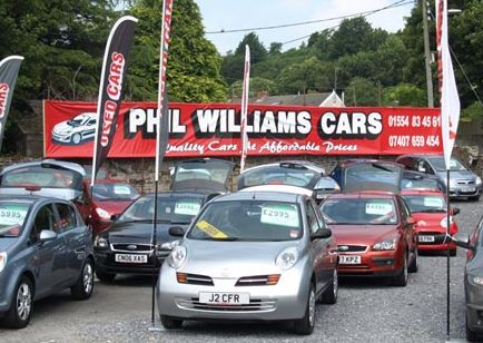 Phil Williams Cars