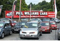 Phil Williams Cars